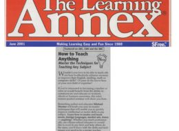 The Learning Annex, 2001
